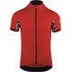 assos Mille GT Bike Jersey Shortsleeve Men red/black